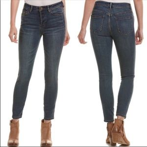Free People Payton High Rise Skinny Jeans SIZE 30